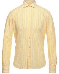 Brian Dales Shirt - Yellow