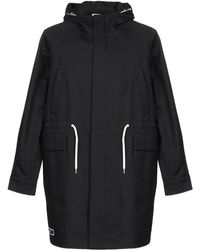 MSGM Overcoat - Black