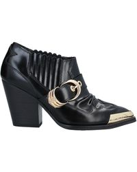 Versace Jeans Couture Ankle Boot - Schwarz
