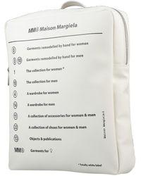 MM6 by Maison Martin Margiela - Backpacks & Fanny Packs - Lyst