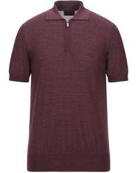 Pal Zileri Sweater - Purple