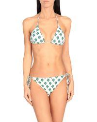 Tooshie Bikini - White