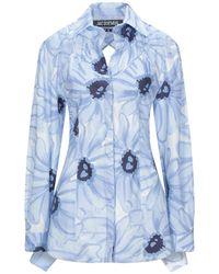 Jacquemus Camisa - Azul