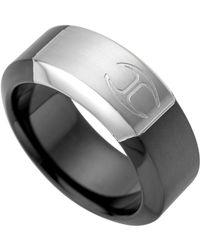 Just Cavalli Ring - Metallic