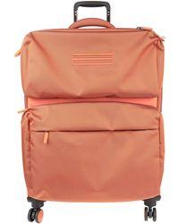 Mandarina Duck Wheeled Luggage - Orange