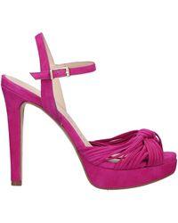 Pedro Miralles Sandals - Purple