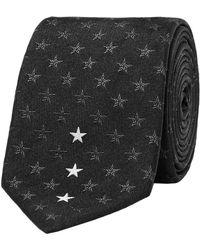 Givenchy Cravatta - Nero