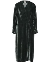 Diega Midi Dress - Black