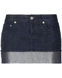 Dondup Denim Skirt - Blue