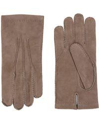 Eleventy Gloves - Natural