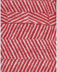 Shirtaporter Coat - Red