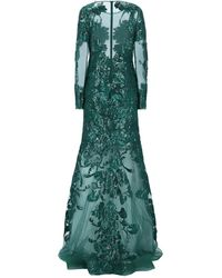 Jovani Long Dress - Green
