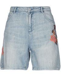 Maison Scotch Denim Shorts - Blue