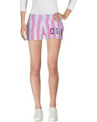 Odi Et Amo Shorts - Pink