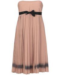 Jucca Short Dress - Pink