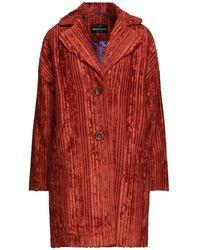 Mason's Coat - Red