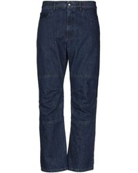 McQ Denim Pants - Blue