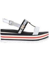 Loretta Pettinari Sandals - White