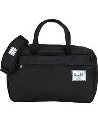Herschel Supply Co. Work Bags - Black