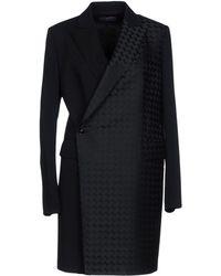 Y's Yohji Yamamoto - Overcoats - Lyst
