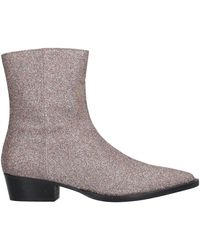 Gestuz Ankle Boots - Brown