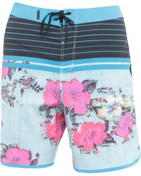 Hurley Beach Shorts And Trousers - Blue