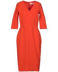 Victoria Beckham - Knee-length Dress - Lyst