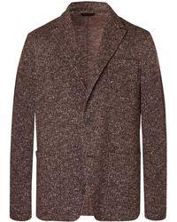 Altea Suit Jacket - Brown