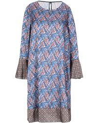 Massimo Rebecchi Short Dress - Blue