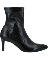 Pedro Garcia Ankle Boots - Black