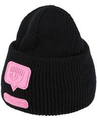 Chiara Ferragni Hat - Black