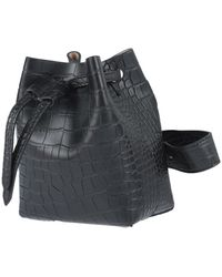 Nanushka Backpacks & Bum Bags - Black