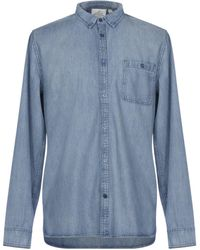Cheap Monday Camicia jeans - Blu