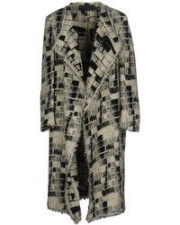 Donna Karan Coat - Black