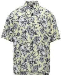 Laneus Shirt - Yellow