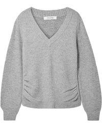 FRAME Pullover - Gris