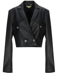 Versace Jeans Couture Suit Jacket - Black