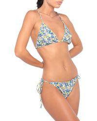 Faithfull The Brand Bikini - Blue