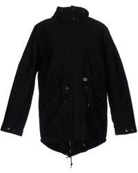 Carhartt Abrigo - Negro