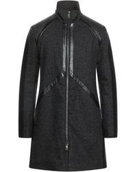 Bikkembergs Coat - Black