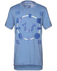 True Religion T-shirt - Bleu