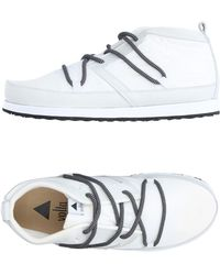 Volta Footwear High-tops & Trainers - White