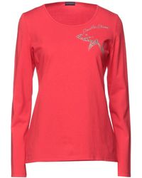 Paul & Shark Camiseta - Rojo