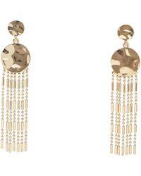 Iris & Ink Earrings - Metallic