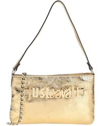 Just Cavalli Handbag - Metallic