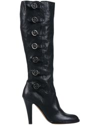 Boutique Moschino Boots - Black