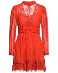 French Connection Short Dress - Orange