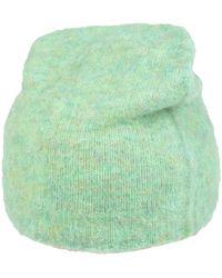Roberto Collina Hat - Green