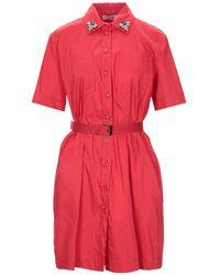 LAB ANNA RACHELE Short Dress - Red