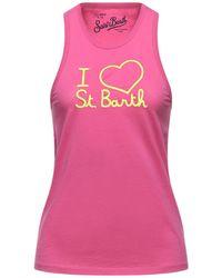 Mc2 Saint Barth Vest - Pink